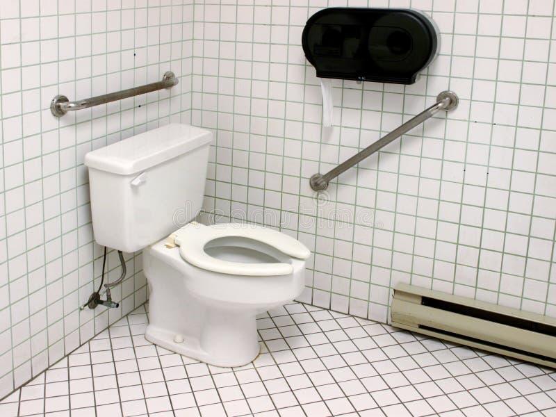 家庭看护洗手间 库存图片
