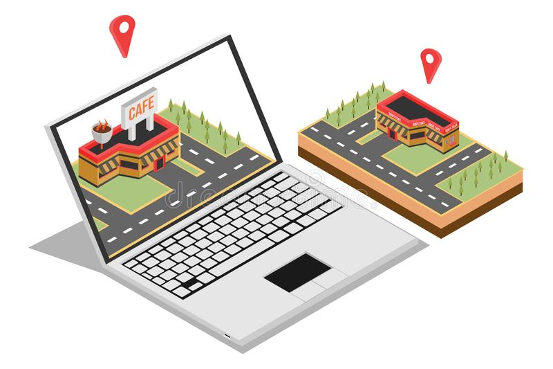 家庭销售的概念的例证与等量,适用于的图、Infographics、书图解、比赛财产和Othe 向量例证
