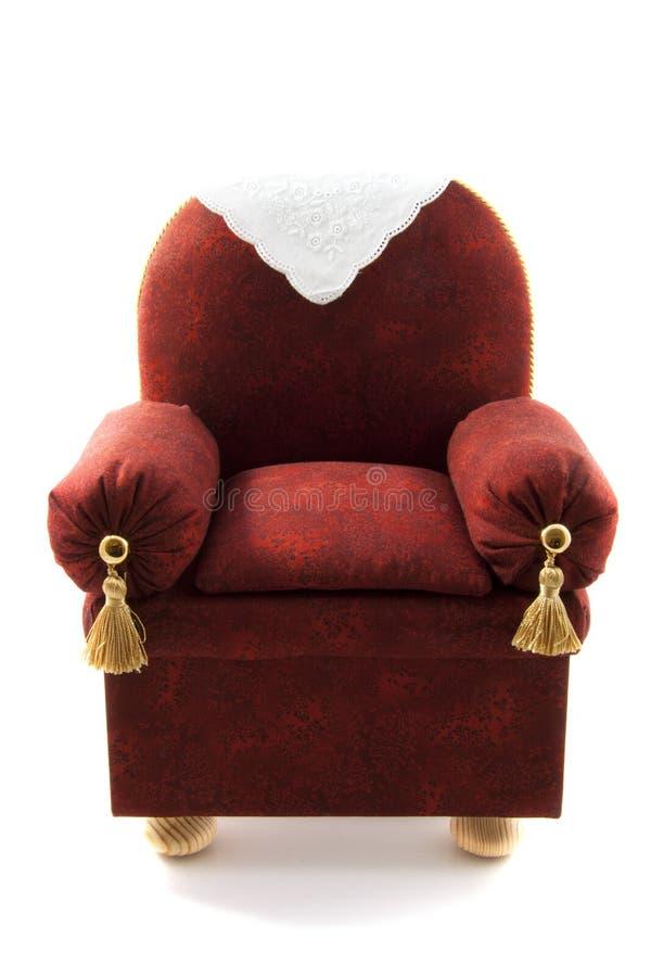 容易的椅子 图库摄影