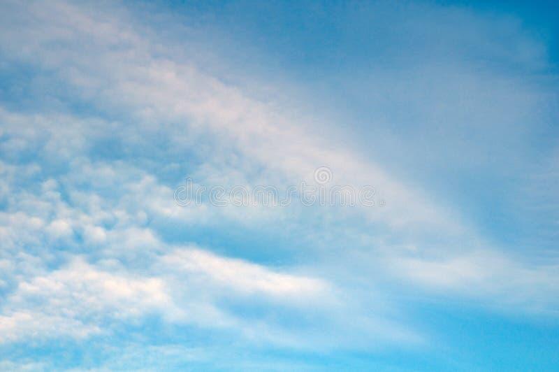 容易的阴云密布 图库摄影