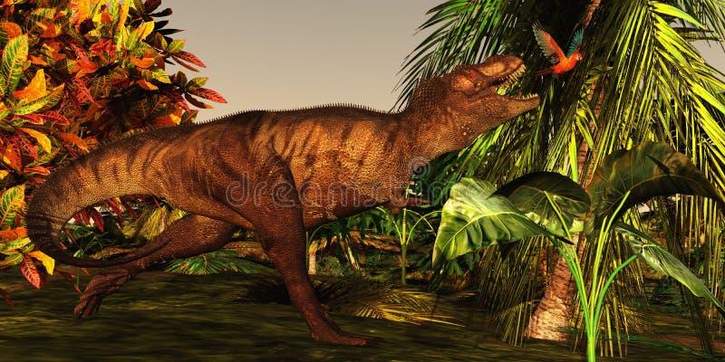 密林rex t
