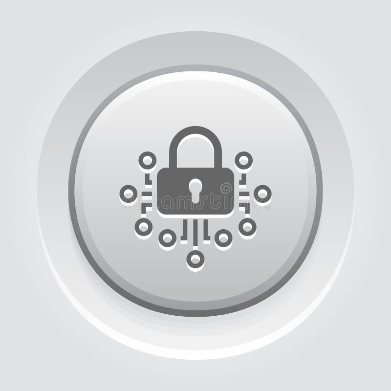 密码学象 库存例证