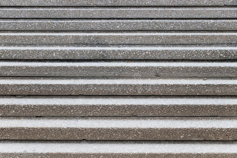 密苏里州圣路易斯市门拱国家公园楼梯 免版税库存图片