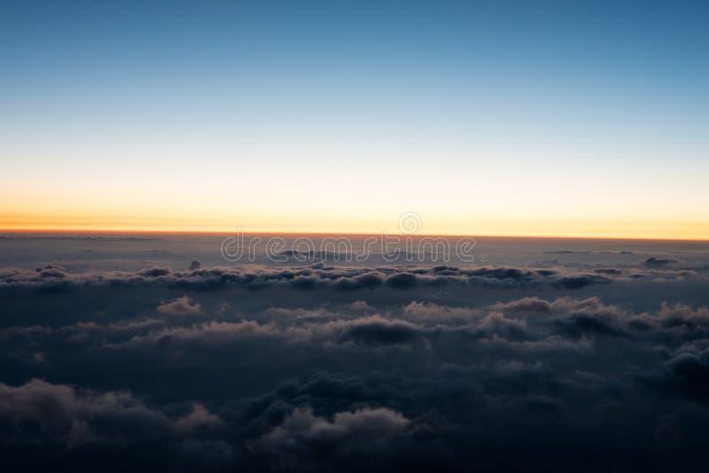 从富士山的看法 免版税库存照片