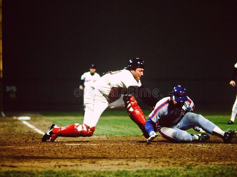 富有的Gedman波士顿Red Sox 库存照片