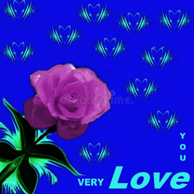 对于爱,并且要被爱这个样式-图片的那些人 皇族释放例证