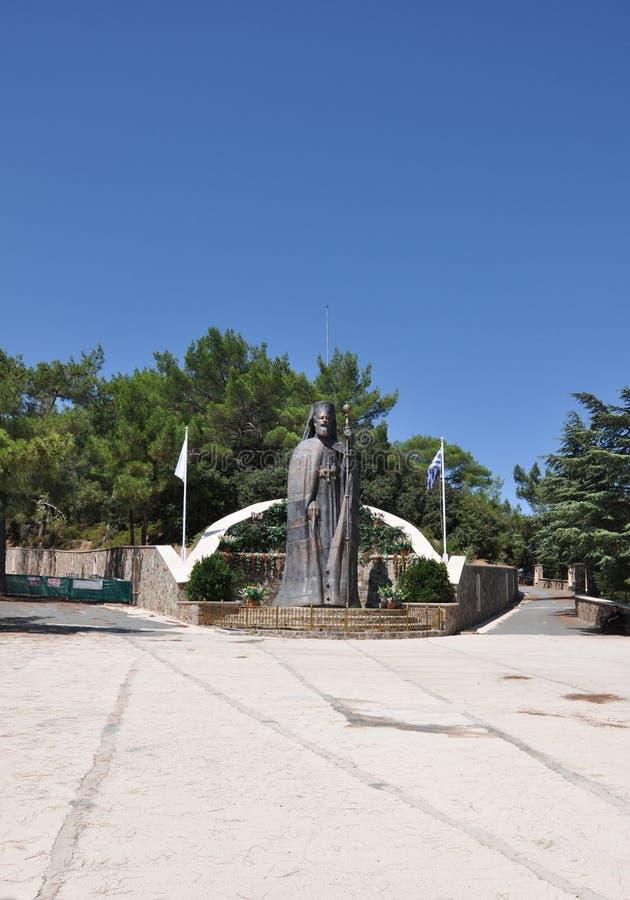 Download 对塞浦路斯的第一位总统的纪念碑 库存图片. 图片 包括有 正统, 地标, 总统, 的treadled, 天使 - 72367891