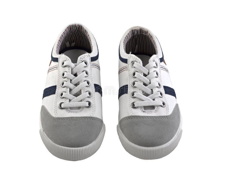 对正常运动鞋 免版税库存图片