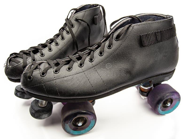 对溜冰鞋 库存图片