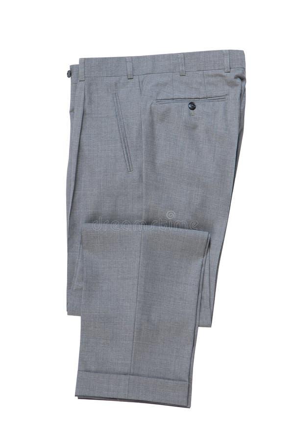 对男性长裤 免版税库存照片