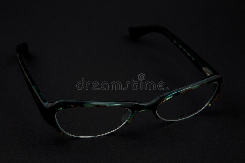 对眼镜 免版税库存图片
