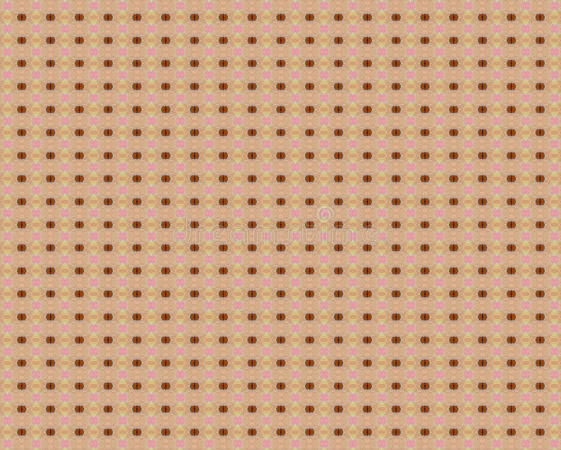 对称的模式 库存照片