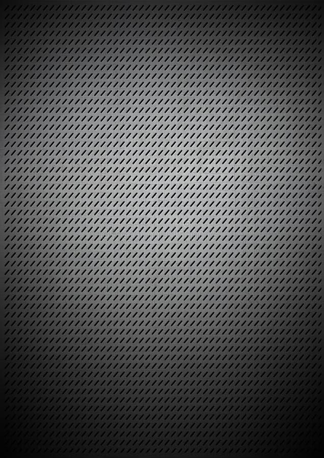 对角滤网金属模式裂缝纹理 免版税图库摄影