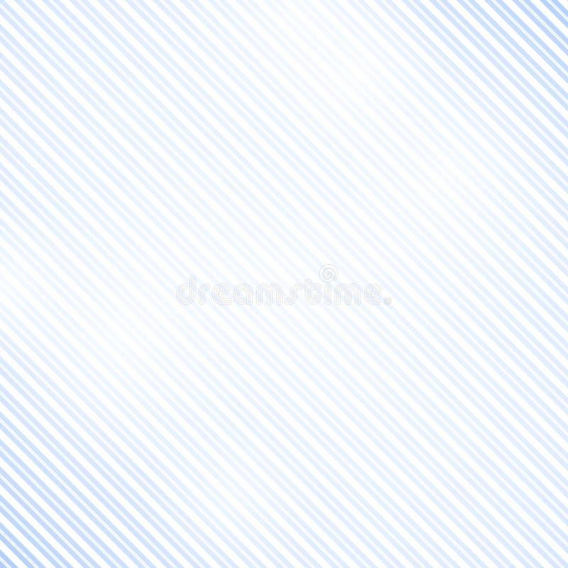 对角重复平直的条纹纹理,淡色 库存例证