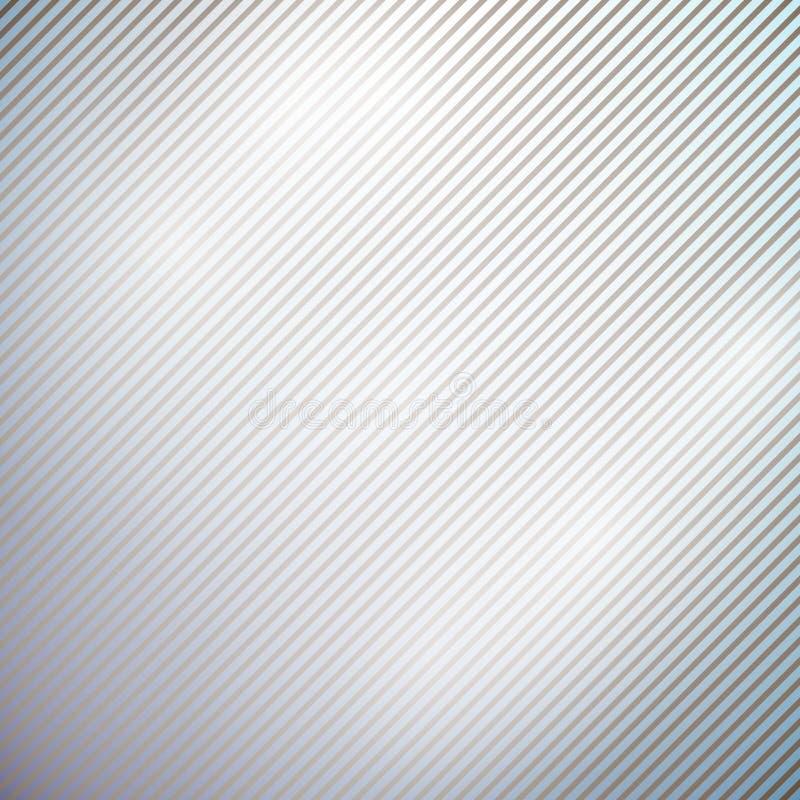 对角重复平直的条纹纹理,淡色 皇族释放例证