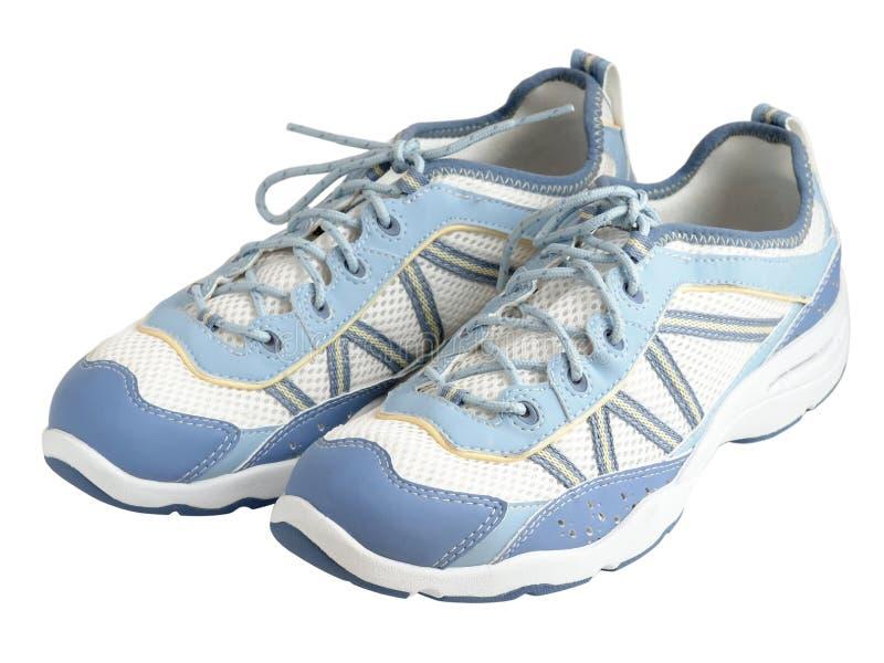 对鞋子体育运动 免版税库存图片