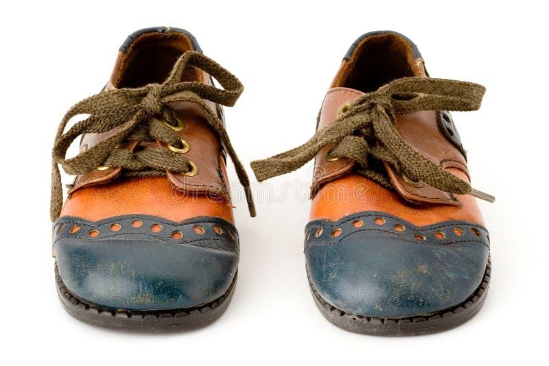 对鞋子 库存照片
