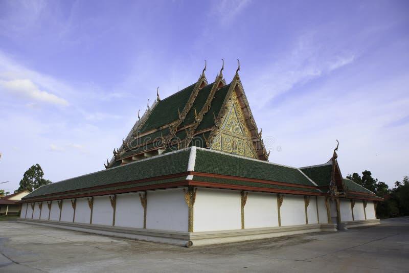 寺庙教会 库存照片