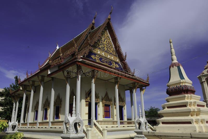寺庙教会 免版税图库摄影