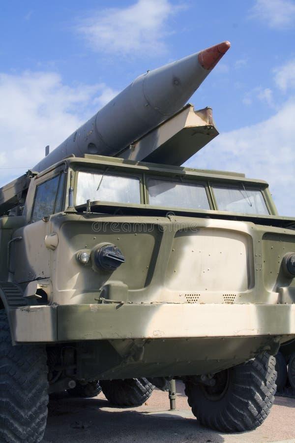 导弹 免版税库存照片