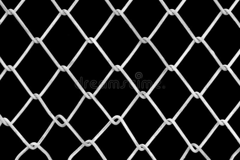 导线钢滤网 免版税库存照片