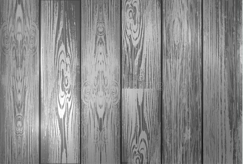 导航木纹理 向量例证