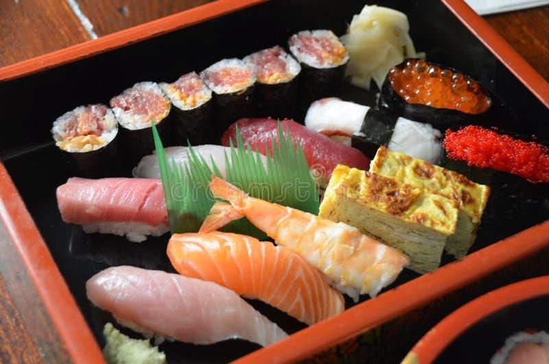 寿司分类 库存照片