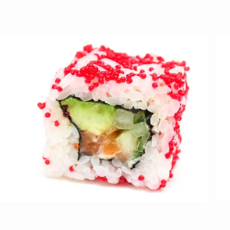 寿司卷阿拉斯加 免版税库存照片