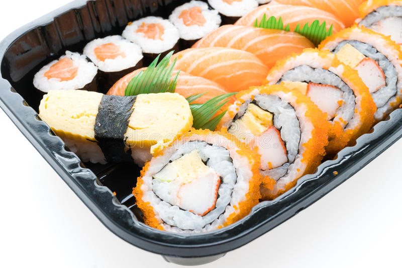 Download 寿司箱子 库存照片. 图片 包括有 红色, 饮食, 膳食, 日语, 正餐, 纤巧, 食物, 寿司, 投反对票 - 72366478