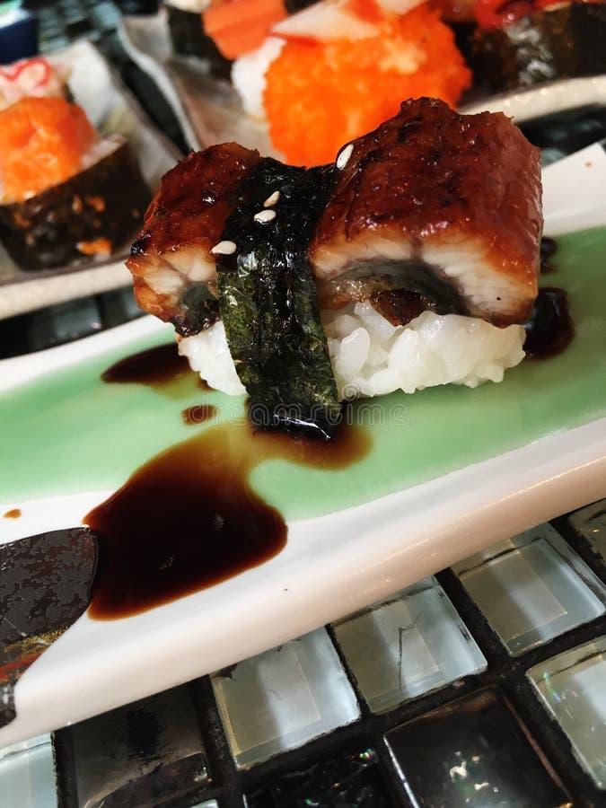 寿司! 免版税库存图片