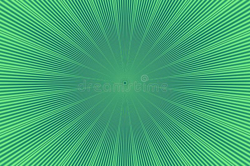 射线光芒背景例证光 摘要放热 库存例证