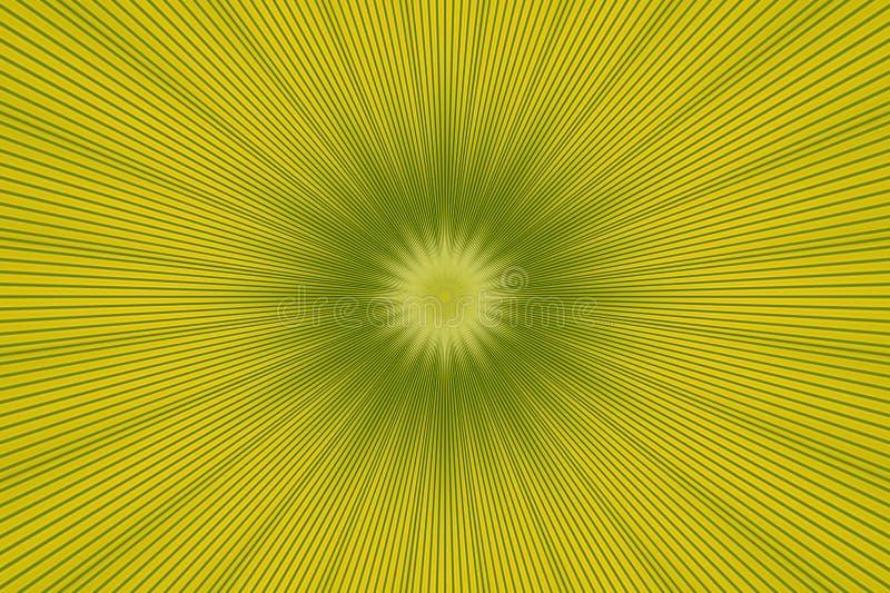 射线光芒背景例证光 明亮的作用 皇族释放例证