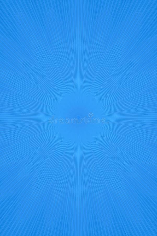 射线光芒背景例证光 明亮的爆炸 皇族释放例证