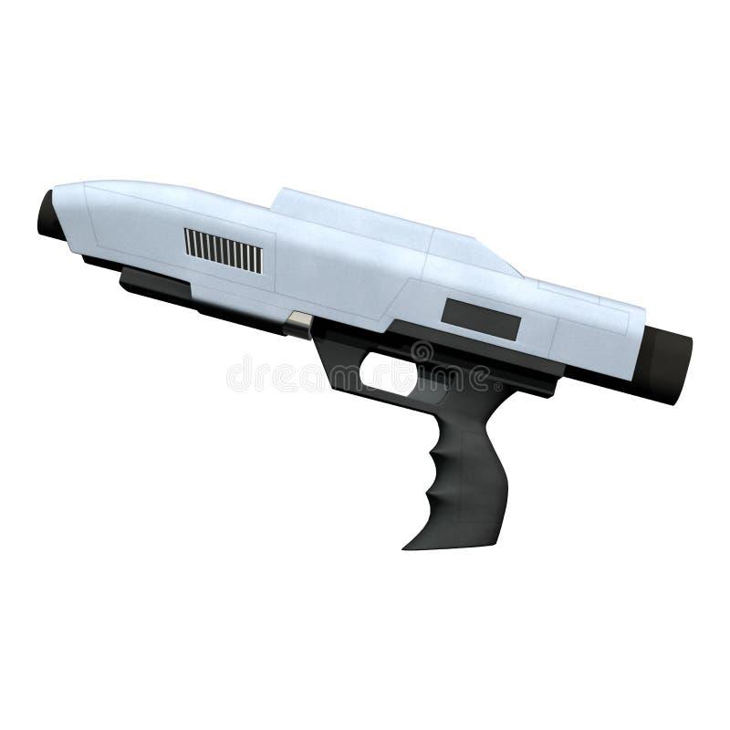 射线手枪 库存例证