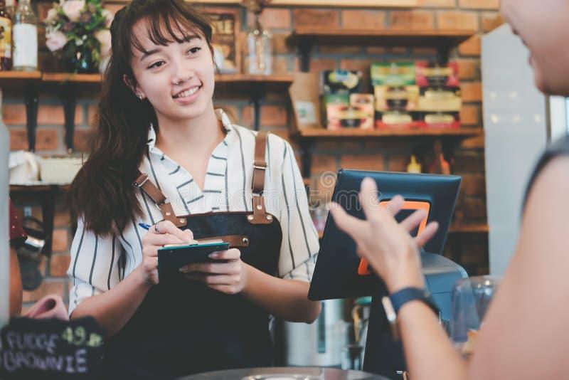 小企业和所有者企业概念 图库摄影