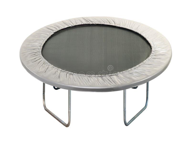 小健身trampolin 图库摄影