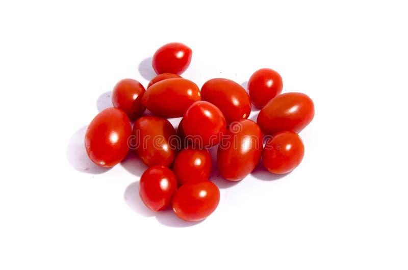 小全部西红柿 库存图片