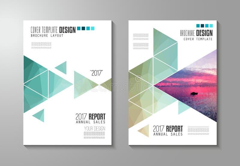 Download 小册子模板、飞行物设计或者Depliant盖子企业介绍的 向量例证 - 插画 包括有 商业, 盖子: 72363370