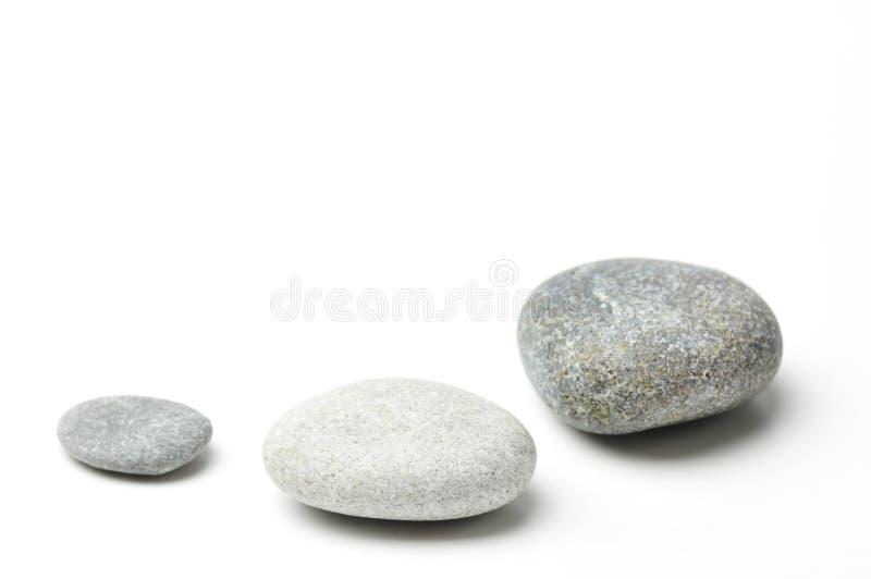 小卵石三 免版税库存图片