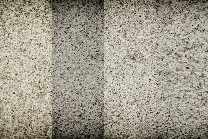 小卵石的好的背景图象,圆的岩石纹理 库存照片