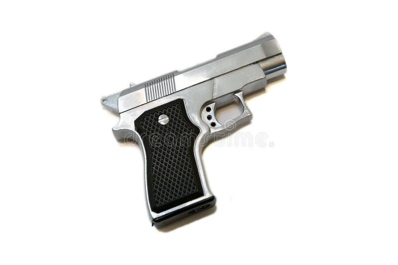 小口袋枪 免版税库存照片