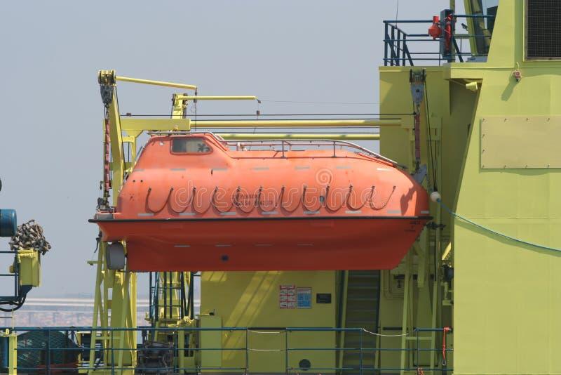 小型潜水艇 免版税库存照片