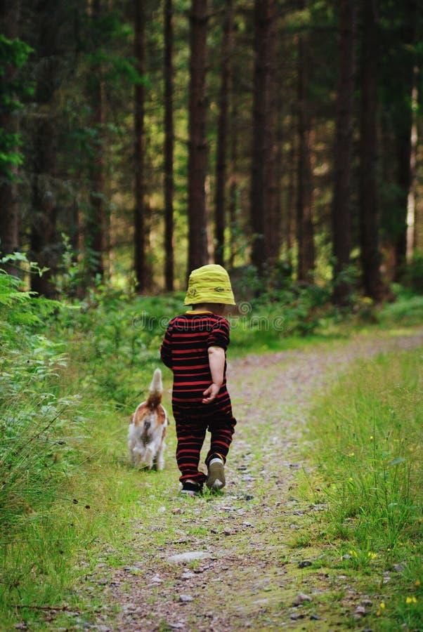 小孩 图库摄影