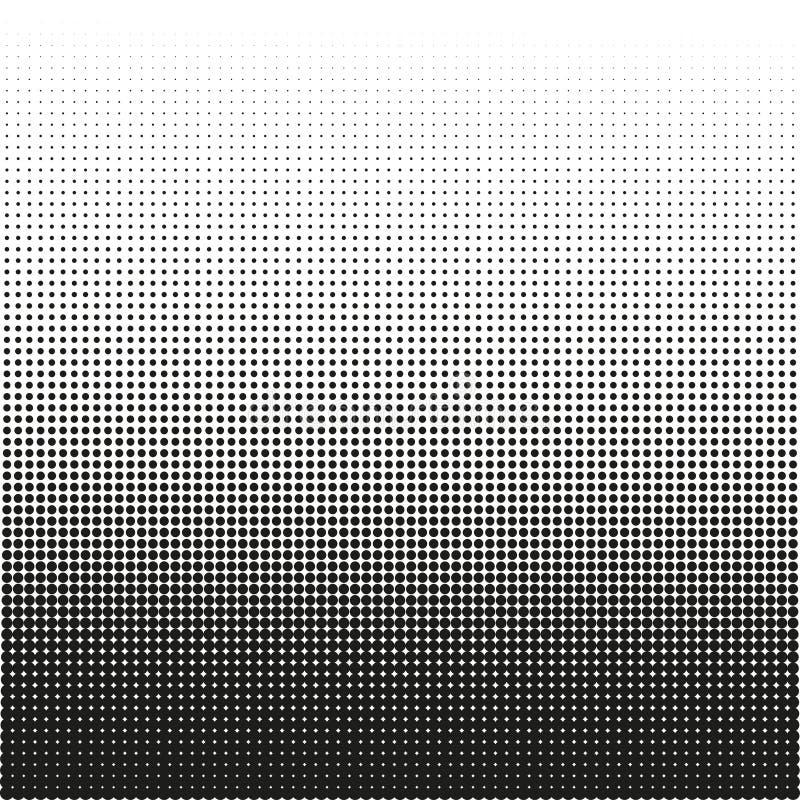小小点半音传染媒介背景 覆盖物纹理 向量例证