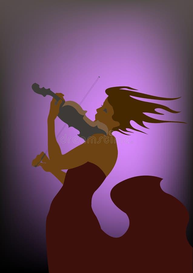 小提琴协奏曲 库存照片
