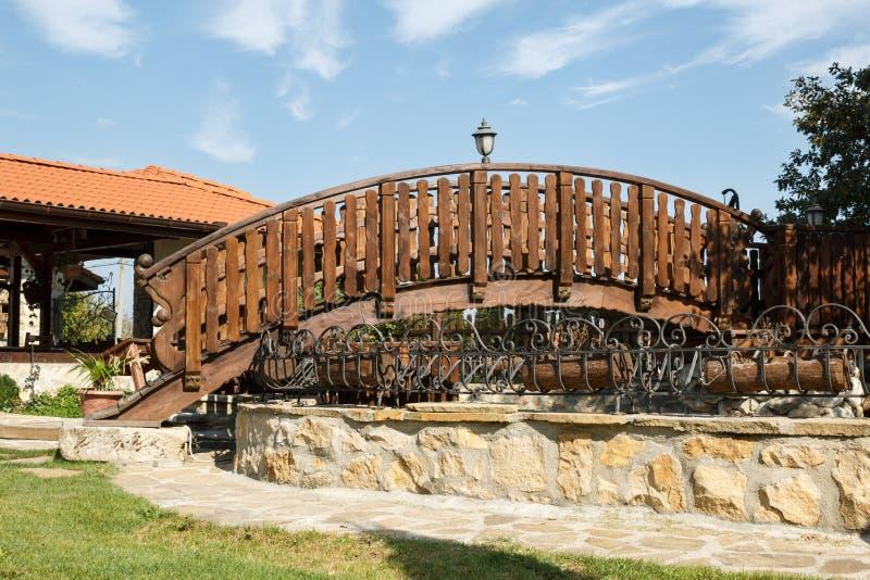 小木桥,外部设计.图片