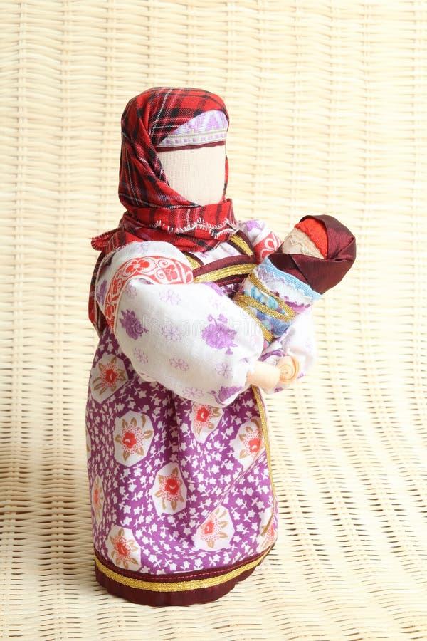 小母亲 免版税图库摄影