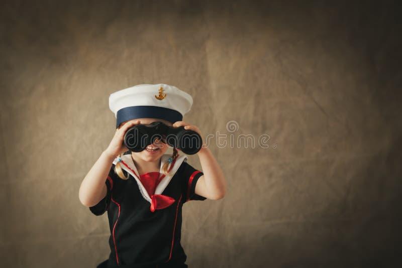小水手 库存图片