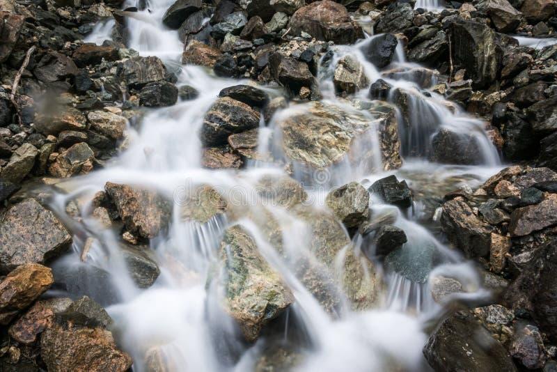 水小河 免版税库存图片