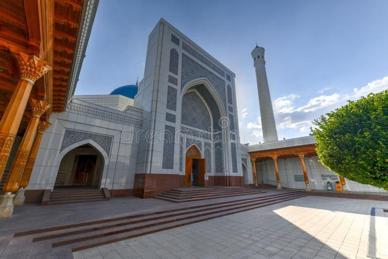 小清真寺 — 乌兹别克斯坦塔什干 免版税库存照片